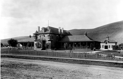 Northern Pacific Railroad Hospital - Missoula, Missoula, MT