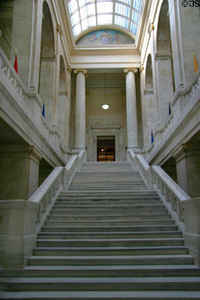 Arkansas State Capitol, Little Rock, AR